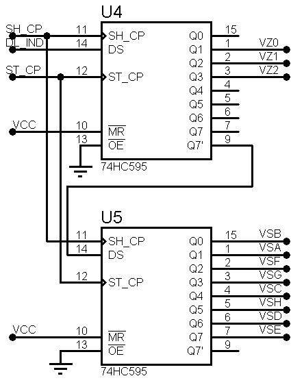 концевых выключателей SA1